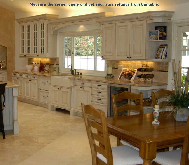 Installing Crown Molding On Kitchen Cabinets - How to install crown molding on kitchen cabinets